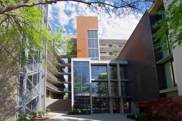 480 John Wesley Dobbs Avenue NE #608, Atlanta, GA 30312 (MLS #6704810) :: Scott Fine Homes