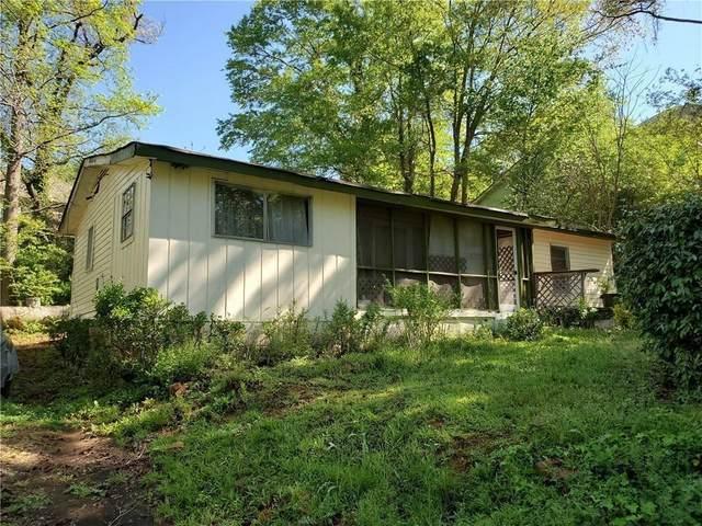 1852 Butlers Lane, Decatur, GA 30033 (MLS #6704812) :: The Heyl Group at Keller Williams