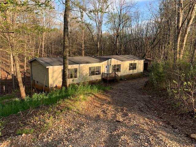 115 Tobacco Pouch Creek Road, Dahlonega, GA 30533 (MLS #6704816) :: Scott Fine Homes