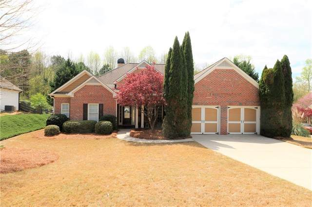 9355 Old Preserve Trail, Ball Ground, GA 30107 (MLS #6704823) :: Dillard and Company Realty Group