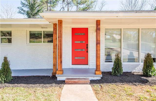 2934 Lynda Place, Decatur, GA 30032 (MLS #6704866) :: The Butler/Swayne Team