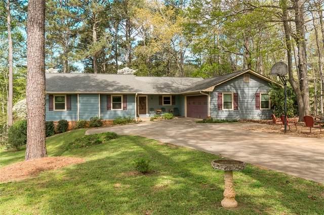 4905 Lake Forest Drive SE, Conyers, GA 30094 (MLS #6704873) :: North Atlanta Home Team