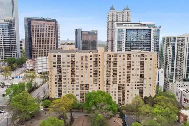 1101 Juniper Street NE #1002, Atlanta, GA 30309 (MLS #6704874) :: The Heyl Group at Keller Williams