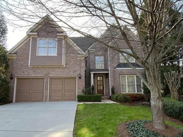 1018 Nottingham Lane, Atlanta, GA 30319 (MLS #6704903) :: RE/MAX Paramount Properties