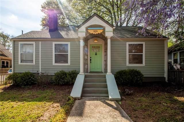 929 Cherokee Avenue SE, Atlanta, GA 30315 (MLS #6704910) :: RE/MAX Prestige