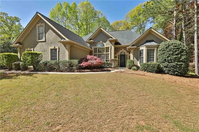 5007 Lake Hollow, Douglasville, GA 30135 (MLS #6704949) :: North Atlanta Home Team