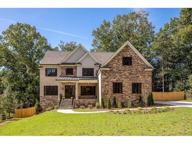 5368 Harris Circle, Atlanta, GA 30338 (MLS #6704953) :: Todd Lemoine Team