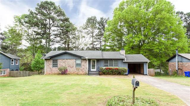 913 Doeskin Drive NW, Conyers, GA 30012 (MLS #6704957) :: North Atlanta Home Team