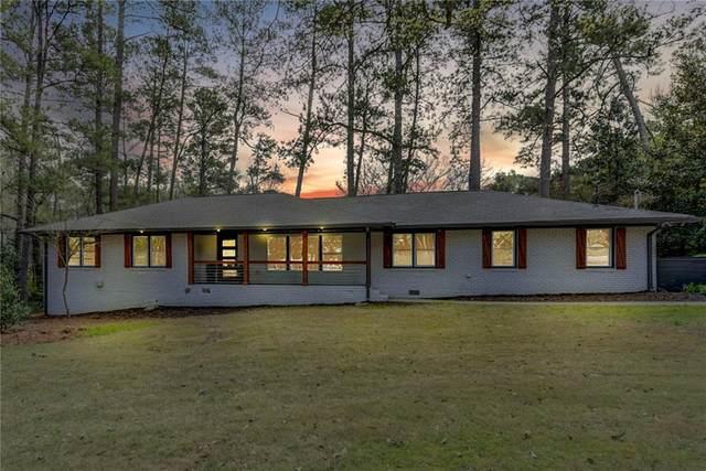 3207 Wiltshire Drive, Avondale Estates, GA 30002 (MLS #6704969) :: Good Living Real Estate