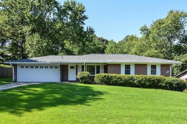 3016 Whispering Hills Drive, Atlanta, GA 30341 (MLS #6704970) :: RE/MAX Paramount Properties