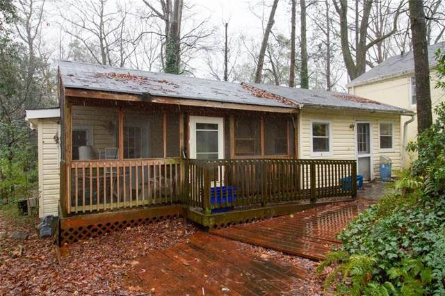 525 Clubhouse Drive, Pine Lake, GA 30072 (MLS #6704974) :: The Heyl Group at Keller Williams