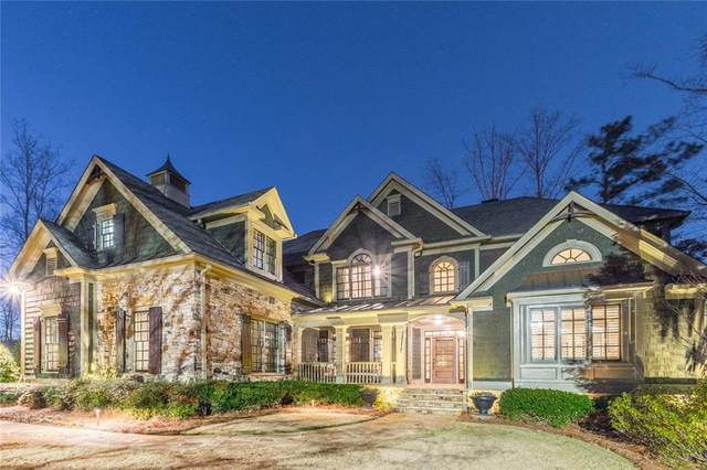 1392 Torpin Hill Court NW, Kennesaw, GA 30152 (MLS #6704975) :: Path & Post Real Estate