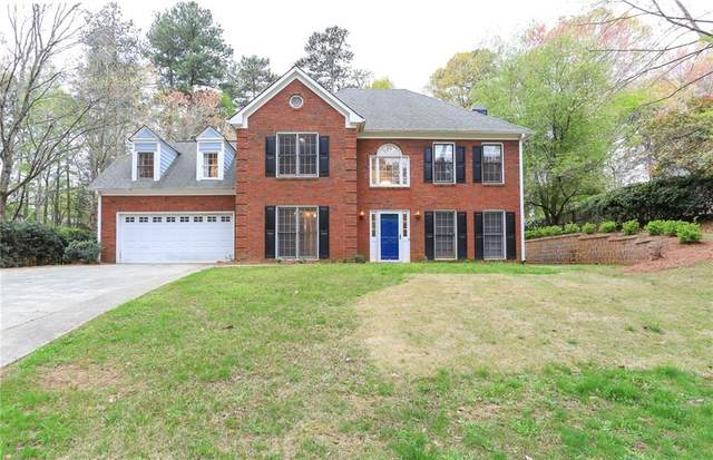 1960 Barnes Mill Road, Marietta, GA 30062 (MLS #6704980) :: The Cowan Connection Team