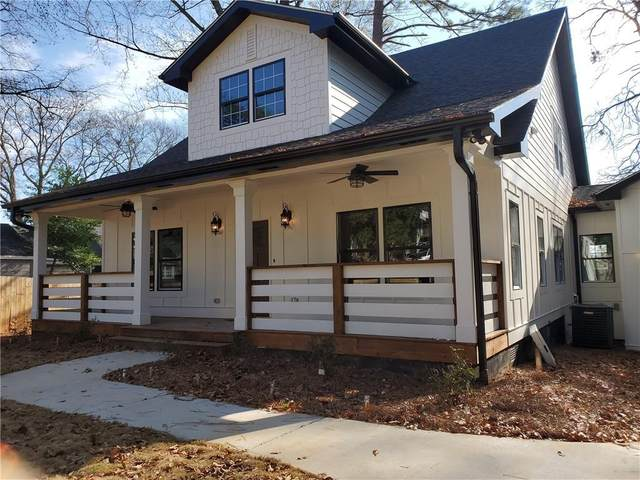 1198 E East Forrest Avenue, East Point, GA 30344 (MLS #6704989) :: The Zac Team @ RE/MAX Metro Atlanta