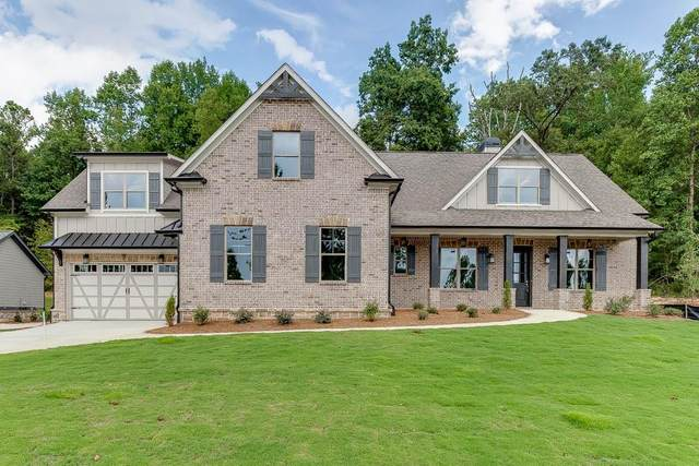 341 Meadow Lake Terrace, Hoschton, GA 30548 (MLS #6705002) :: North Atlanta Home Team