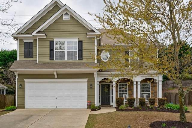 209 Toonigh Way, Canton, GA 30115 (MLS #6705006) :: The Realty Queen & Team