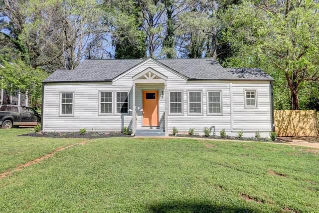 1762 Parkhill Drive, Decatur, GA 30032 (MLS #6705011) :: North Atlanta Home Team