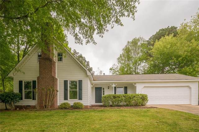 1073 Sugar Springs Drive SW, Marietta, GA 30008 (MLS #6705024) :: Rock River Realty