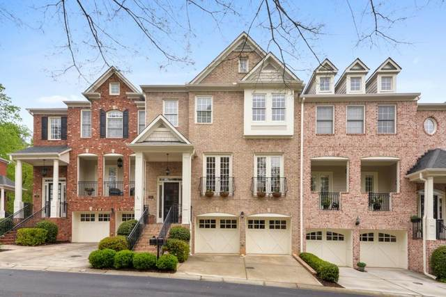 134 Reddington Place, Sandy Springs, GA 30328 (MLS #6705042) :: RE/MAX Paramount Properties