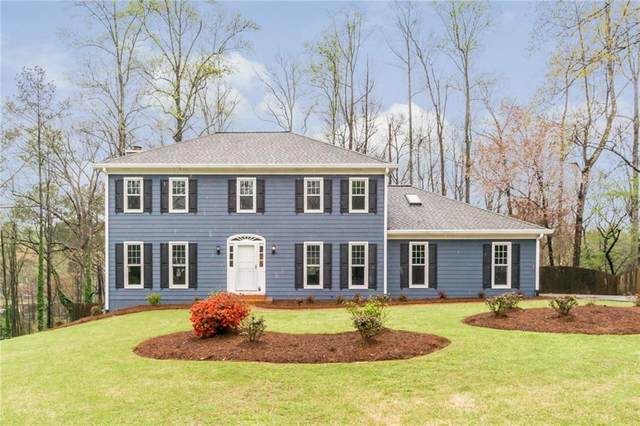 223 Shadowlake Court SE, Marietta, GA 30067 (MLS #6705058) :: KELLY+CO