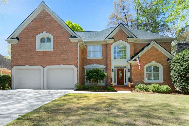 8400 Edwardton Drive, Roswell, GA 30076 (MLS #6705066) :: Compass Georgia LLC