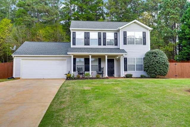 195 Dean Way, Winder, GA 30680 (MLS #6705074) :: The North Georgia Group