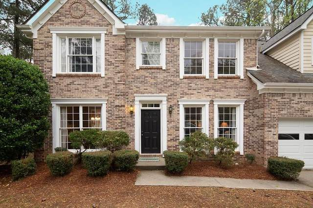 1650 N Milford Creek Lane SW, Marietta, GA 30008 (MLS #6705097) :: Rock River Realty