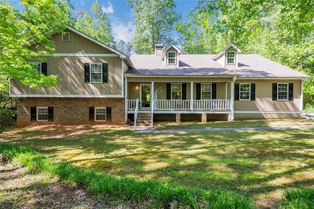 1002 Old Pendergrass Road, Jefferson, GA 30549 (MLS #6705118) :: Charlie Ballard Real Estate