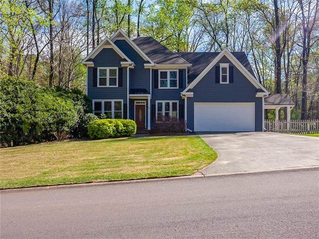 181 Wrights Mill Way, Canton, GA 30115 (MLS #6705125) :: The Realty Queen & Team