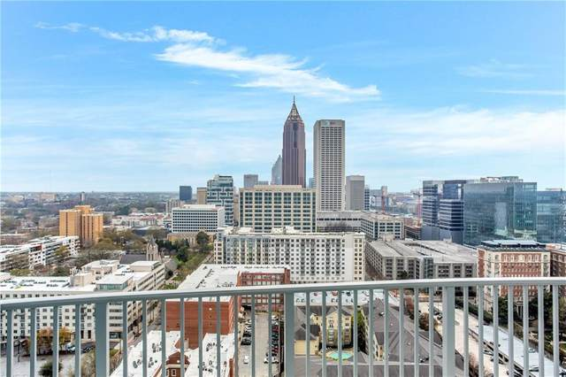 860 Peachtree Street NE #2209, Atlanta, GA 30308 (MLS #6705145) :: RE/MAX Paramount Properties