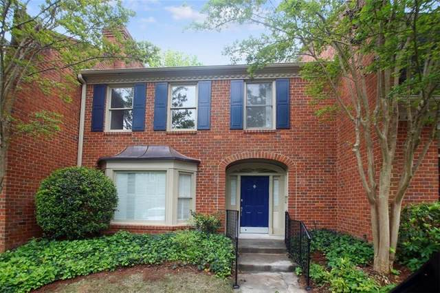 11 Plantation Drive NE #11, Atlanta, GA 30324 (MLS #6705156) :: Good Living Real Estate