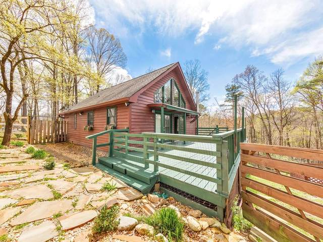 43 Crestrim Court, Ellijay, GA 30540 (MLS #6705194) :: North Atlanta Home Team