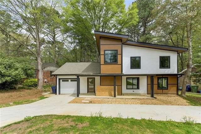 344 W Wieuca Road NE, Atlanta, GA 30342 (MLS #6705235) :: RE/MAX Paramount Properties