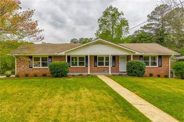 996 Nielsen Drive, Clarkston, GA 30021 (MLS #6705308) :: The Cowan Connection Team