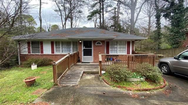 952 Columbia Drive, Decatur, GA 30030 (MLS #6705322) :: The Heyl Group at Keller Williams