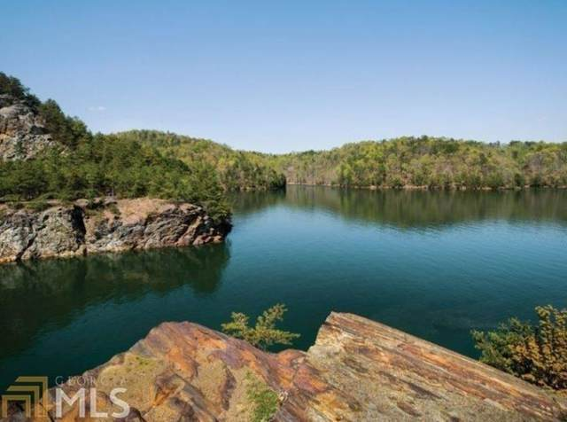 LT 5 Hunter Ridge - Mountain Lake Road, Ellijay, GA 30540 (MLS #6705329) :: Kennesaw Life Real Estate