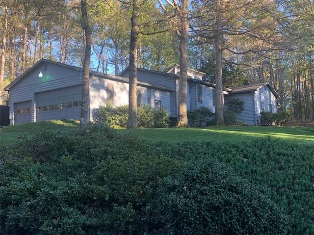 6016 Tall Pine Dr., Villa Rica, GA 30180 (MLS #6705335) :: Thomas Ramon Realty