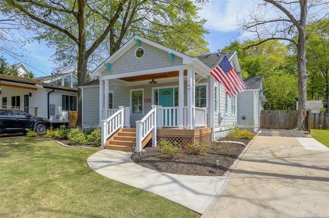 166 Douglas Street SE, Atlanta, GA 30317 (MLS #6705340) :: The Zac Team @ RE/MAX Metro Atlanta