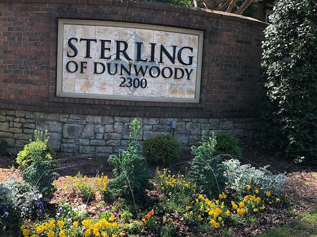 2300 Peachford Road #3203, Dunwoody, GA 30338 (MLS #6705362) :: Kennesaw Life Real Estate