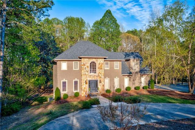 12945 Bucksport Court, Roswell, GA 30075 (MLS #6705371) :: Compass Georgia LLC