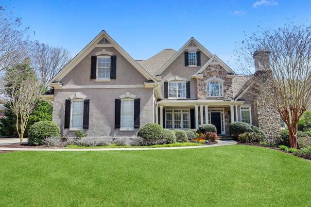 30 Heatherleigh Court, Marietta, GA 30068 (MLS #6705377) :: The Cowan Connection Team