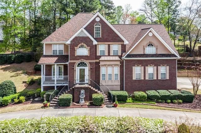 9360 Parkwood Avenue, Douglasville, GA 30135 (MLS #6705403) :: North Atlanta Home Team