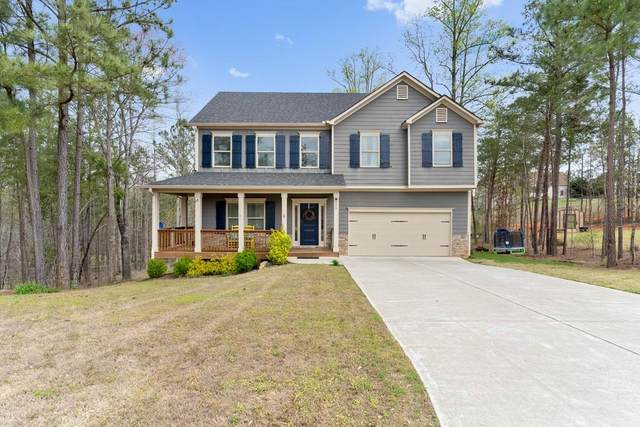 406 Wood Trace, Ball Ground, GA 30107 (MLS #6705415) :: RE/MAX Paramount Properties