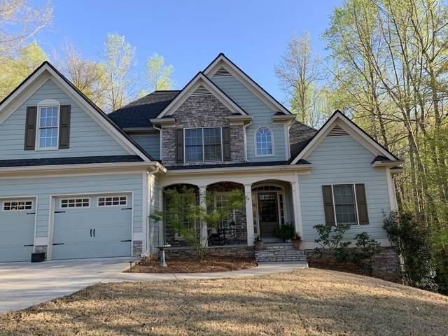 606 Forest Pine Drive, Ball Ground, GA 30107 (MLS #6705425) :: RE/MAX Paramount Properties
