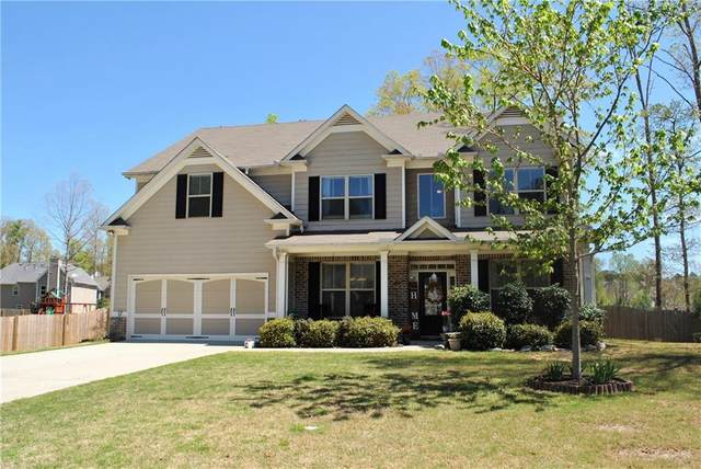 1864 Gray Wolf Lane, Dacula, GA 30019 (MLS #6705438) :: The North Georgia Group