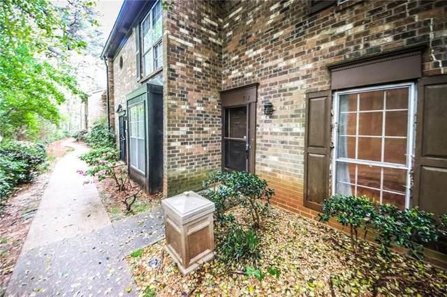 712 Garden View Drive, Stone Mountain, GA 30083 (MLS #6705457) :: Rich Spaulding