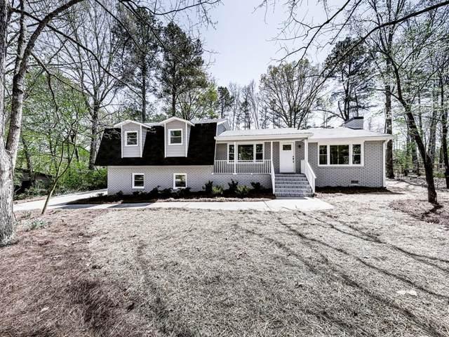 173 Brookwood Drive, Canton, GA 30114 (MLS #6705460) :: Path & Post Real Estate