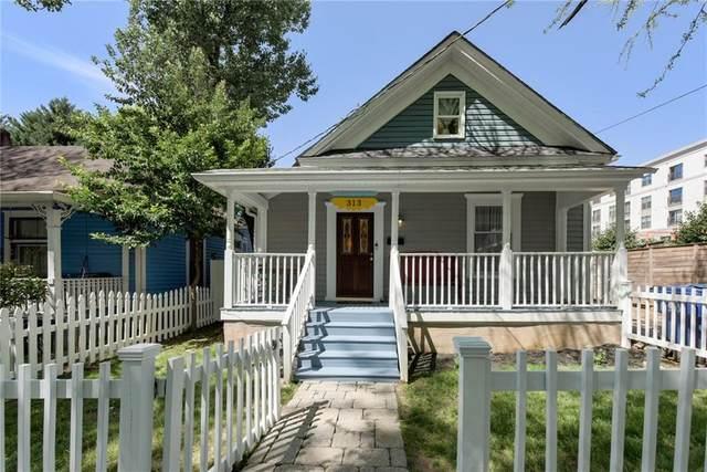 313 Harden Street SE, Atlanta, GA 30312 (MLS #6705466) :: RE/MAX Prestige