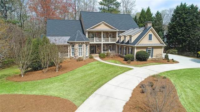 300 Oak Branch Court, Milton, GA 30004 (MLS #6705504) :: Thomas Ramon Realty