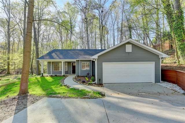 2930 The Trail Road, Gainesville, GA 30501 (MLS #6705505) :: Lakeshore Real Estate Inc.